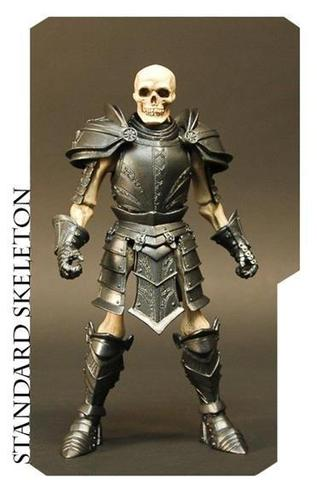 SKELETON LEGION BUILDER - Mythic Legions