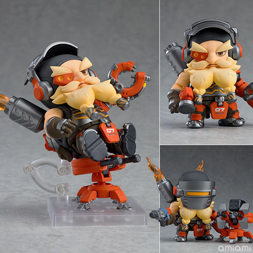 **PRE-ORDER** TORBJORN - Overwatch - Nendoroid - Good Smile Company