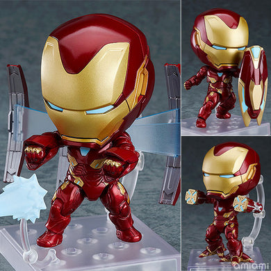 IRON MAN Mark L 50 - No.988-DX - Avengers: Infinity War - Nendoroid - Good Smile Company