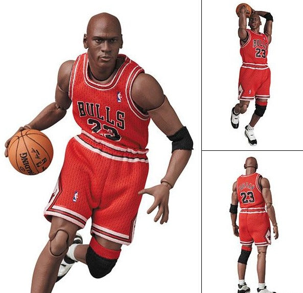 MICHAEL JORDAN - Chicago Bulls - No.100 MAFEX - Medicom Toy