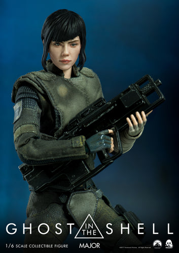 Ghost In The Shell - Major - 1/6 Scale - ThreeZero / 3A