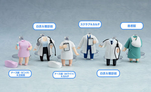 Nendoroid MORE DRESS UP CLINIC - Nendoroid - Good Smile Company