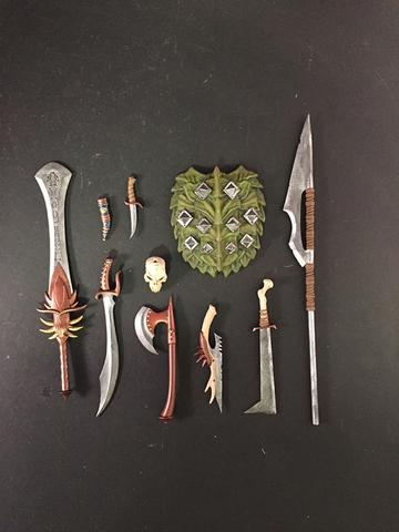DARK FORCES WEAPON PACK - Mythic Legions