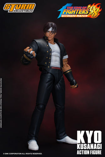 KYO KUSANAGI - The King Of Fighters '98 Ultimate Match - Storm Collectibles