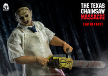 LEATHERFACE - The Texas Chainsaw Massacre - ThreeZero / ThreeA / 3A