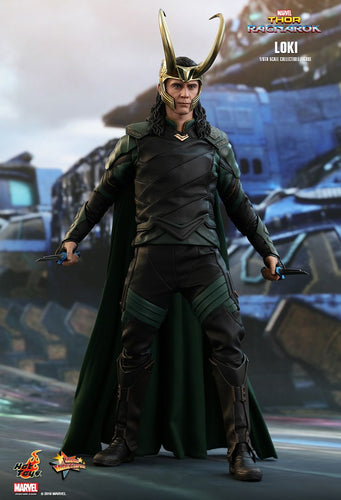 LOKI - Ragnarok MMS472 - 1/6th Scale figure - Hot Toys