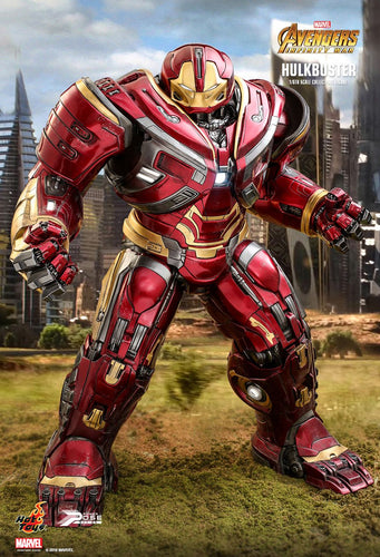 HULKBUSTER 2.0 - Infinity War - POWER POSE SERIES- 1/6th Scale figure - Hot Toys