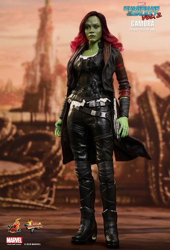 **PRE-ORDER** - GAMORA - Guardians Of The Galaxy Vol. 2 - 1/6th Scale figure - MMS483 - Hot Toys