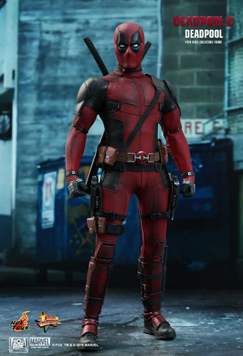 DEADPOOL - Deadpool 2 - 1/6th Scale figure - Hot Toys