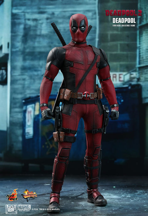 **PRE-ORDER** - DEADPOOL - Deadpool 2 - 1/6th Scale figure - Hot Toys