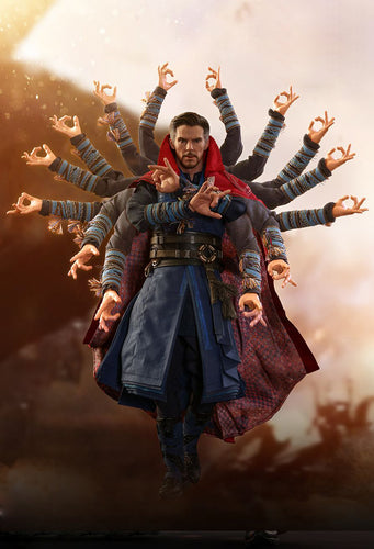 DOCTOR STRANGE - Avengers Infinity War - 1/6th Scale figure - Hot Toys
