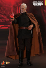 **PRE-ORDER** - COUNT DOOKU - Episode II - Star Wars - 1/6th Scale figure - Hot Toys