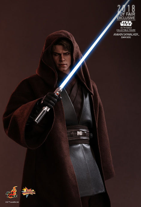 **PRE-ORDER** - ANAKIN SKYWALKER - Dark Side - Star Wars: Episode III - 2018 Toy Fair Exclusive - 1/6th Scale figure - Hot Toys