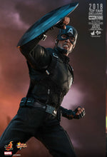 MMS488 CAPTAIN AMERICA - (Concept Art Version) - 2018 Toy Fair Exclusive - 1/6th Scale figure - Hot Toys