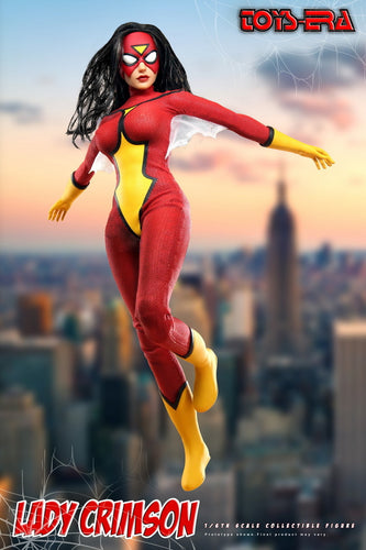 LADY CRIMSON - 1/6th Scale figure - Toys Era