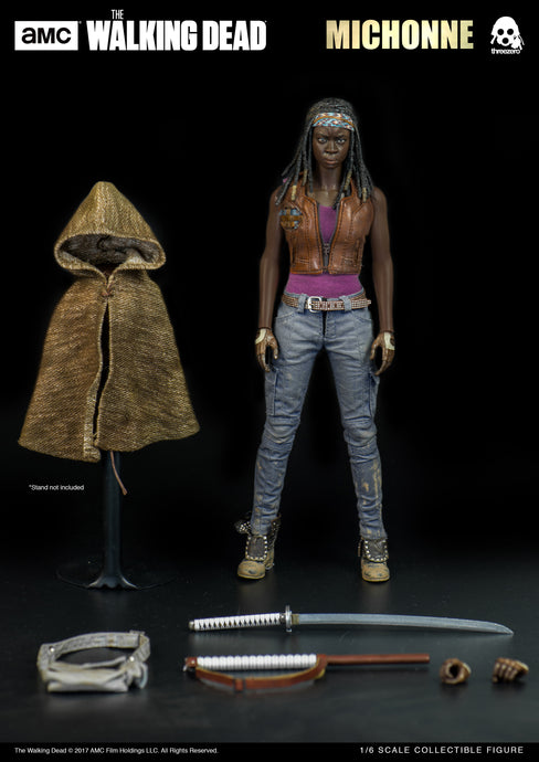 The Walking Dead – Michonne - ThreeZero / 3A