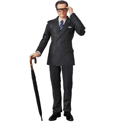 Harry 'GALAHAD' Hart - Kingsmen - Mafex - Medicom Toy