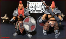 TORGUN REDFIN - Mythic Legions