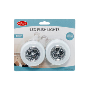 Load image into Gallery viewer, LED Push Lights - 2 Pack