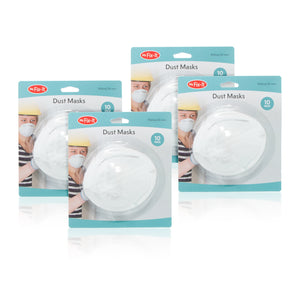 Dust Face Masks - 10 Pack