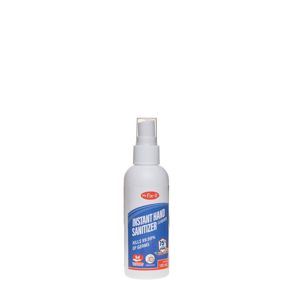 HAND SANITISER LIQUID - 100mL