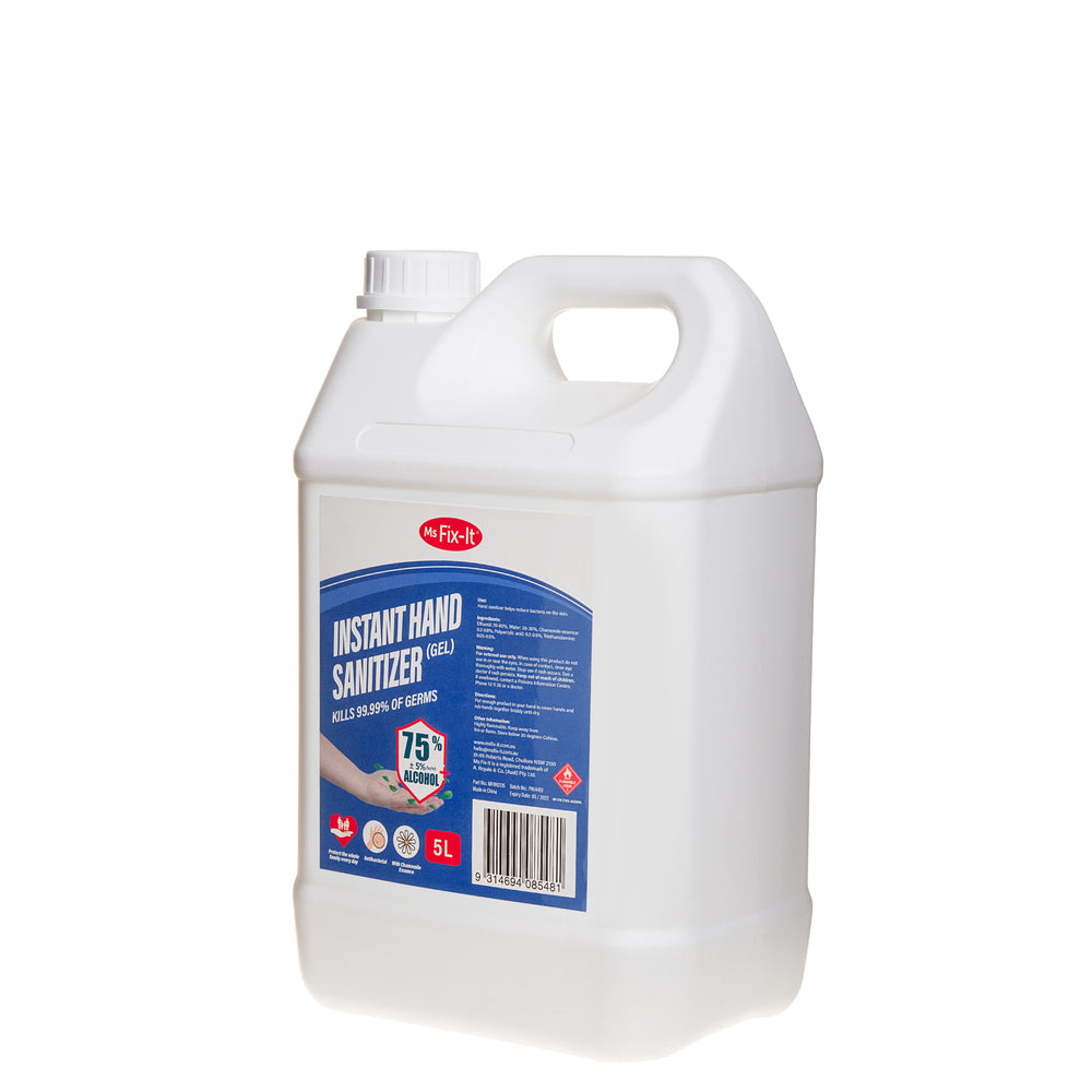 Load image into Gallery viewer, HAND SANITISER  GEL - 5L