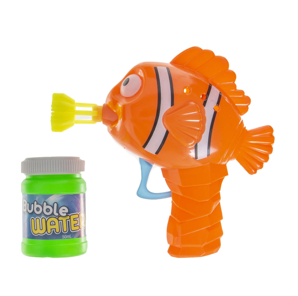 Kids Bubble Gun