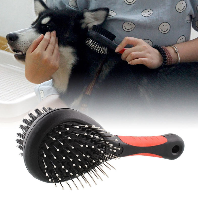 PET BRUSH - BLACK