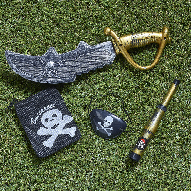 PIRATE SET - BLACK