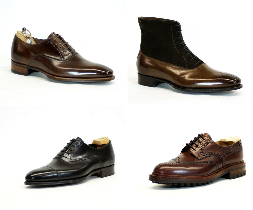 Alfred Sargent Shoes | Trimly Blog