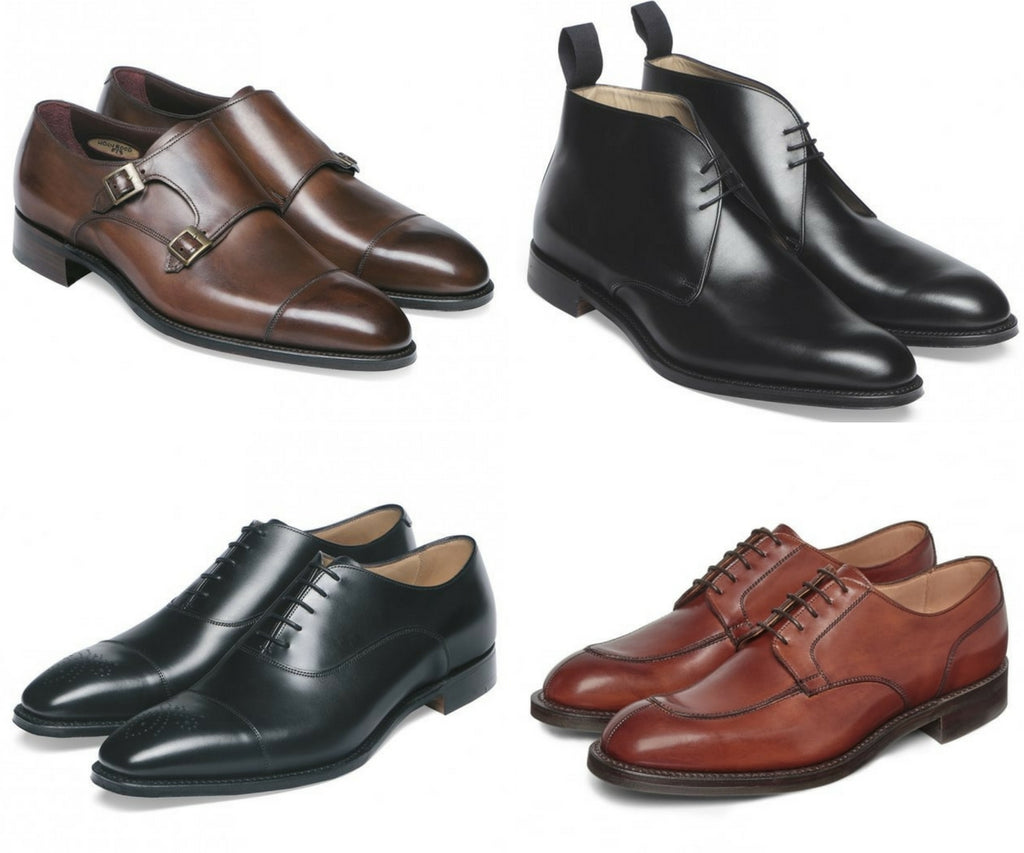 Cheaney Shoes | Trimly Blog