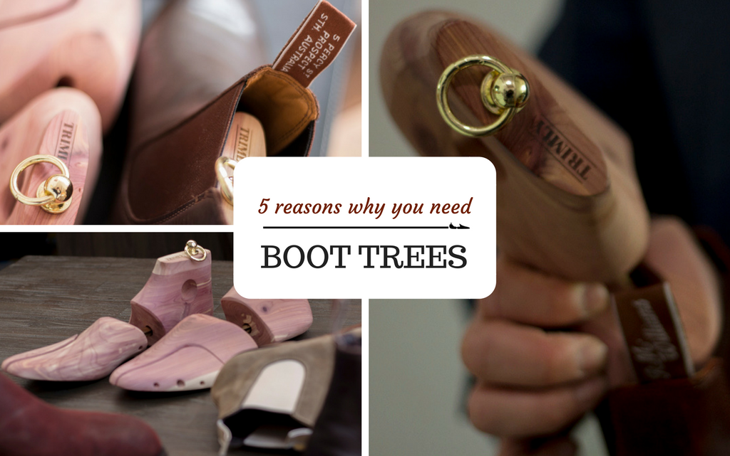 Chelsea Boot Trees by Trimly