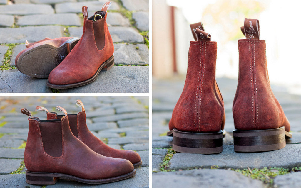Discounted RM Williams Boots