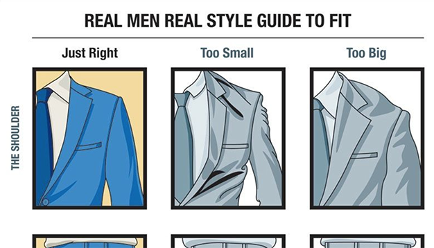 Image from Real Men Real Style