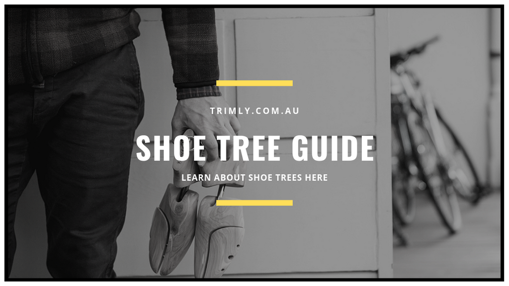 Trimly Shoe Tree Guide