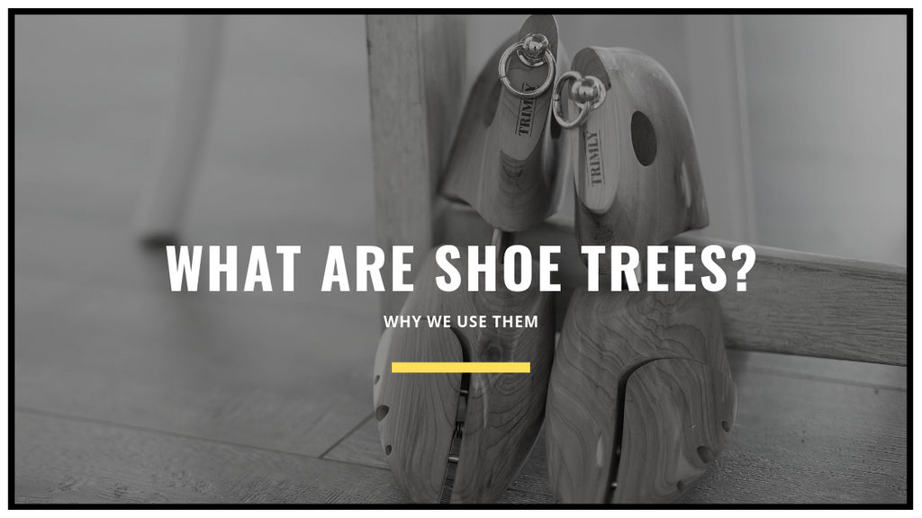 What are shoe trees?