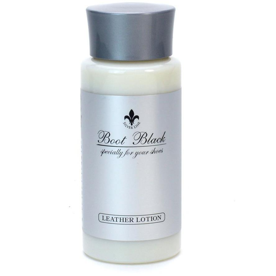 Boot Black Silver Line Leather Lotion (Mild Cleaner) - Trimly