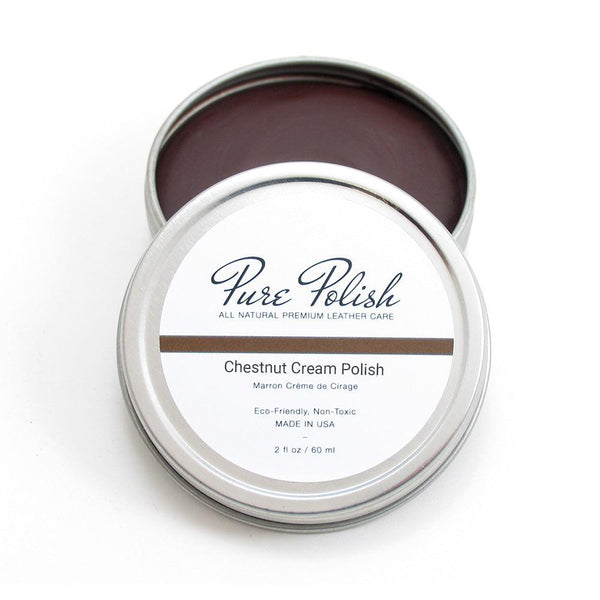 Pure Polish Aust. Chestnut Cream Polish