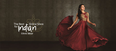 The Best Online Store for Indian Ethnic Wear