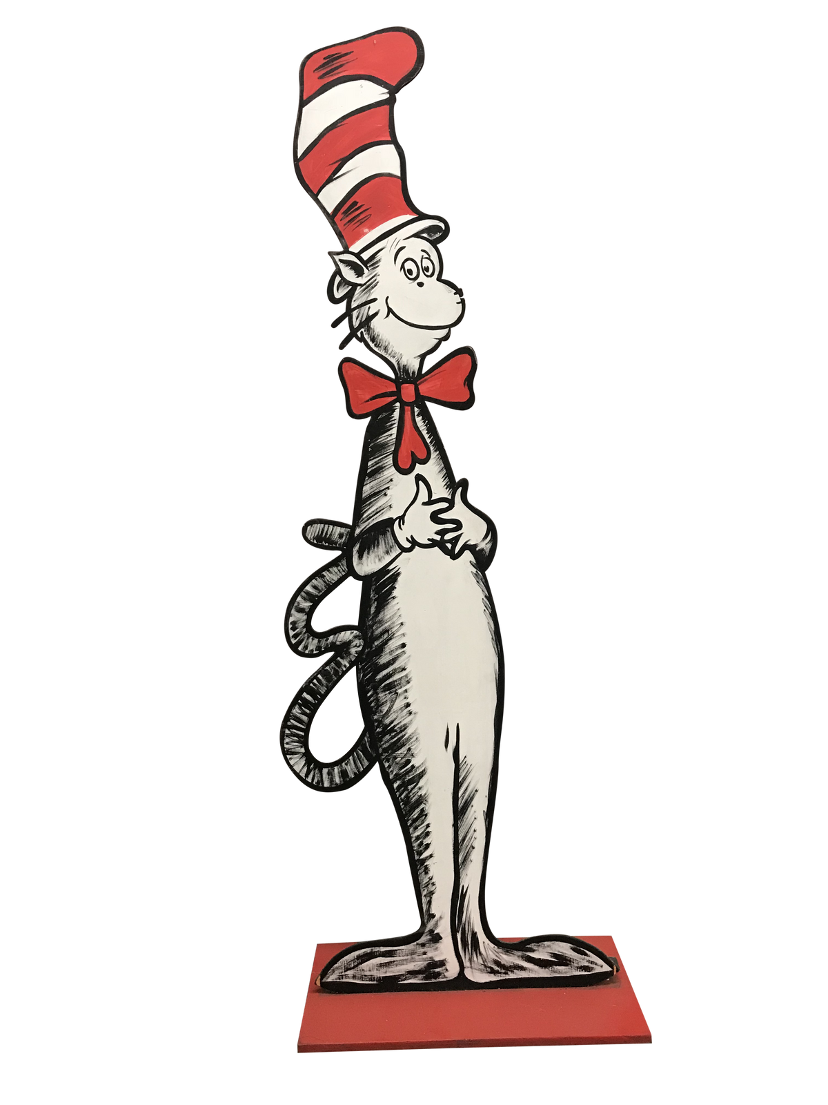 The Cat In The Hat Standee