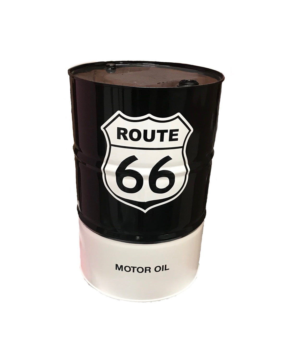 Route 66 Oil Barrel