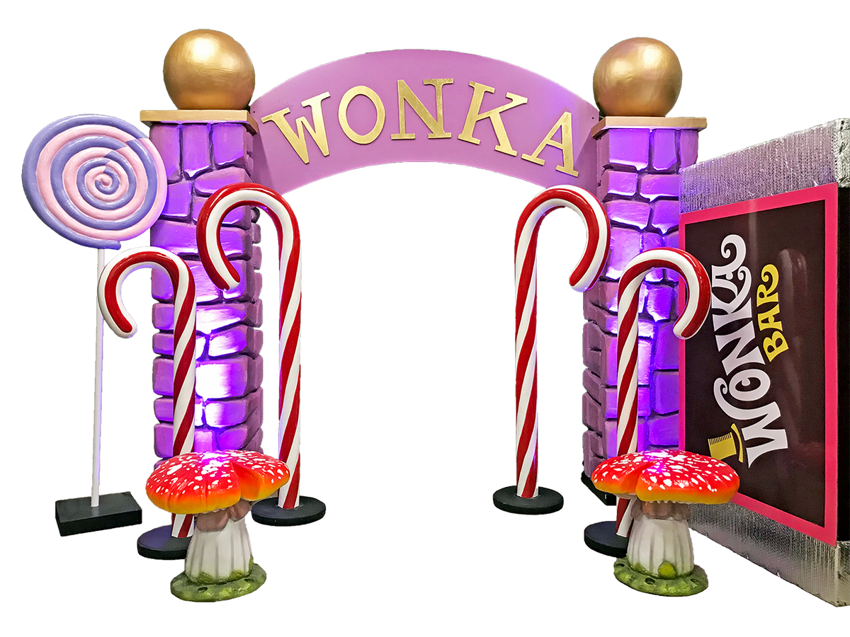 Willy Wonka Package