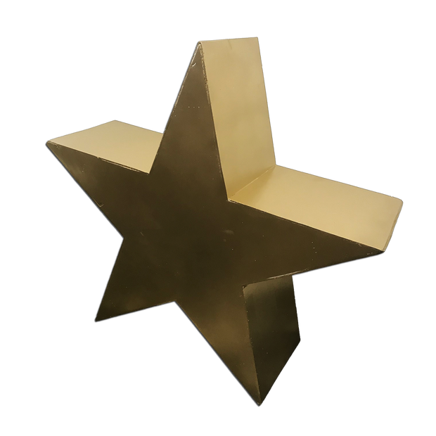 Medium Gold Star