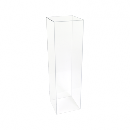 Clear Pedestal (4 Feet)