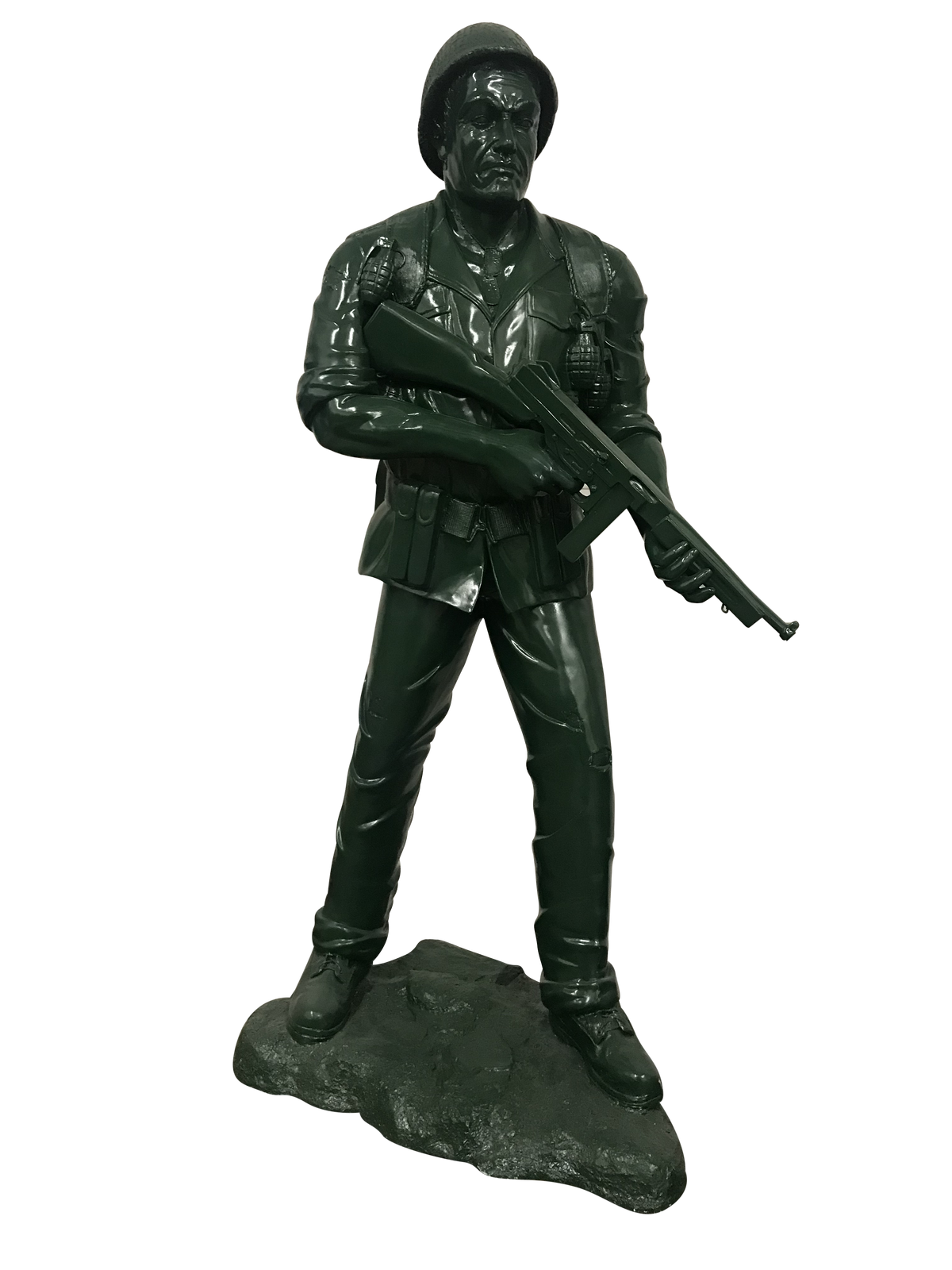 Army Toy Soldier