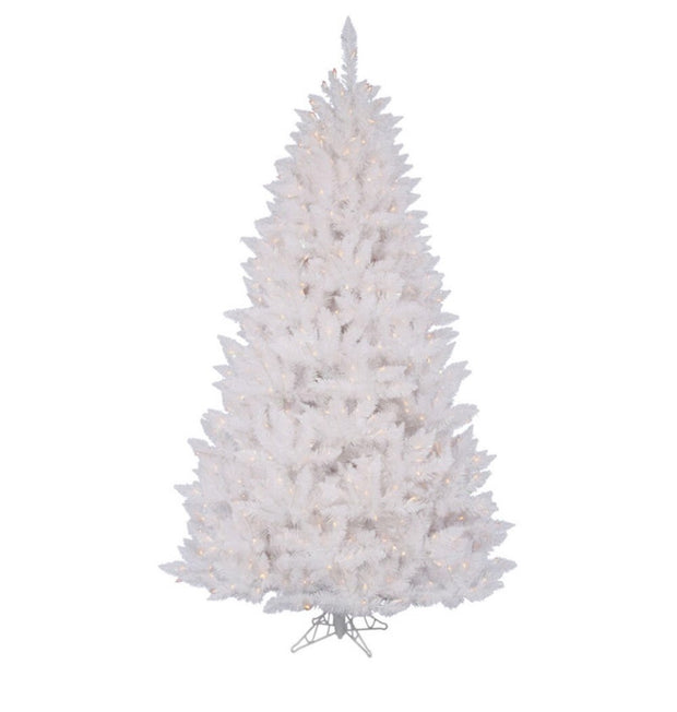 White Christmas Tree (6 Feet Tall)