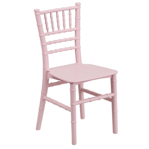 Pink Chiavari Children's Chairs