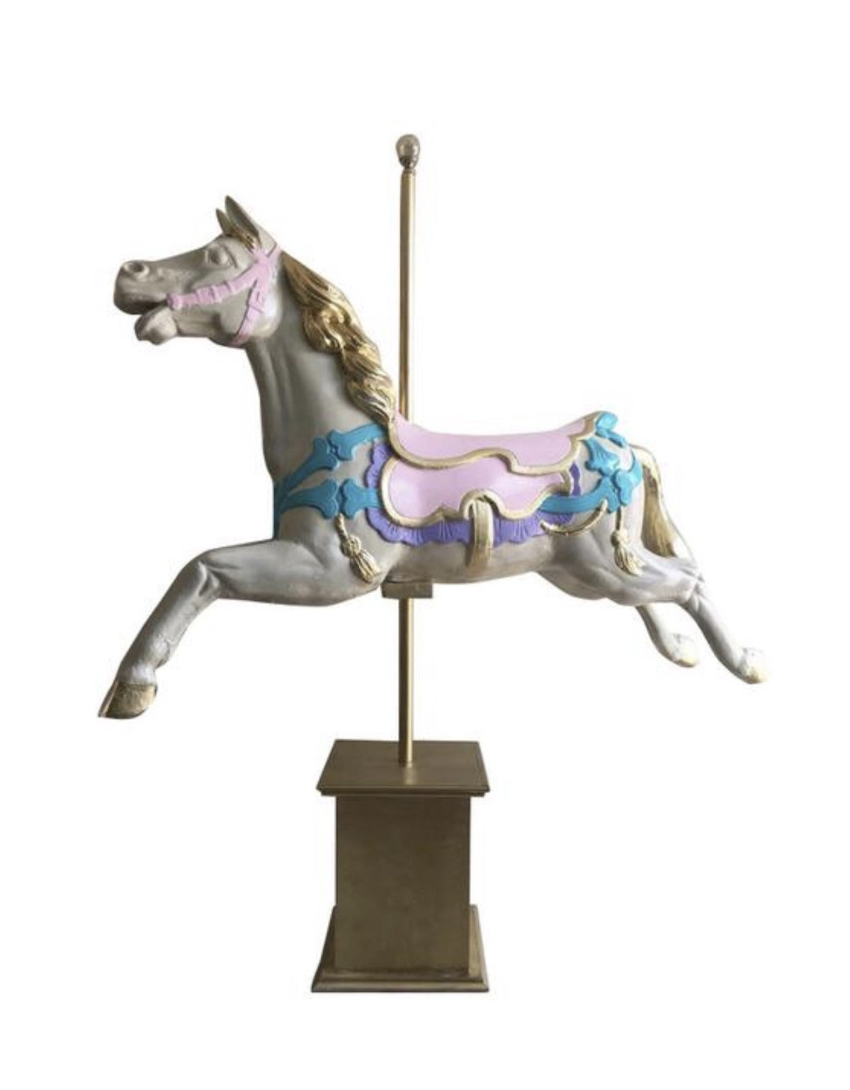 Life Size Carousel Horse