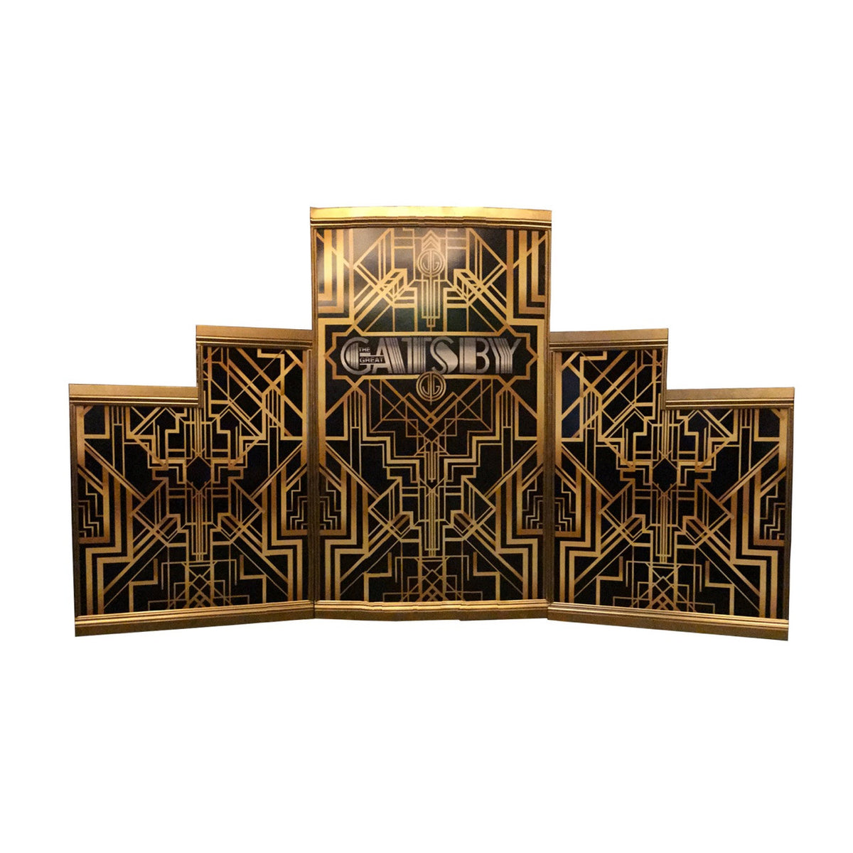 The Great Gatsby Backdrop Panels 1