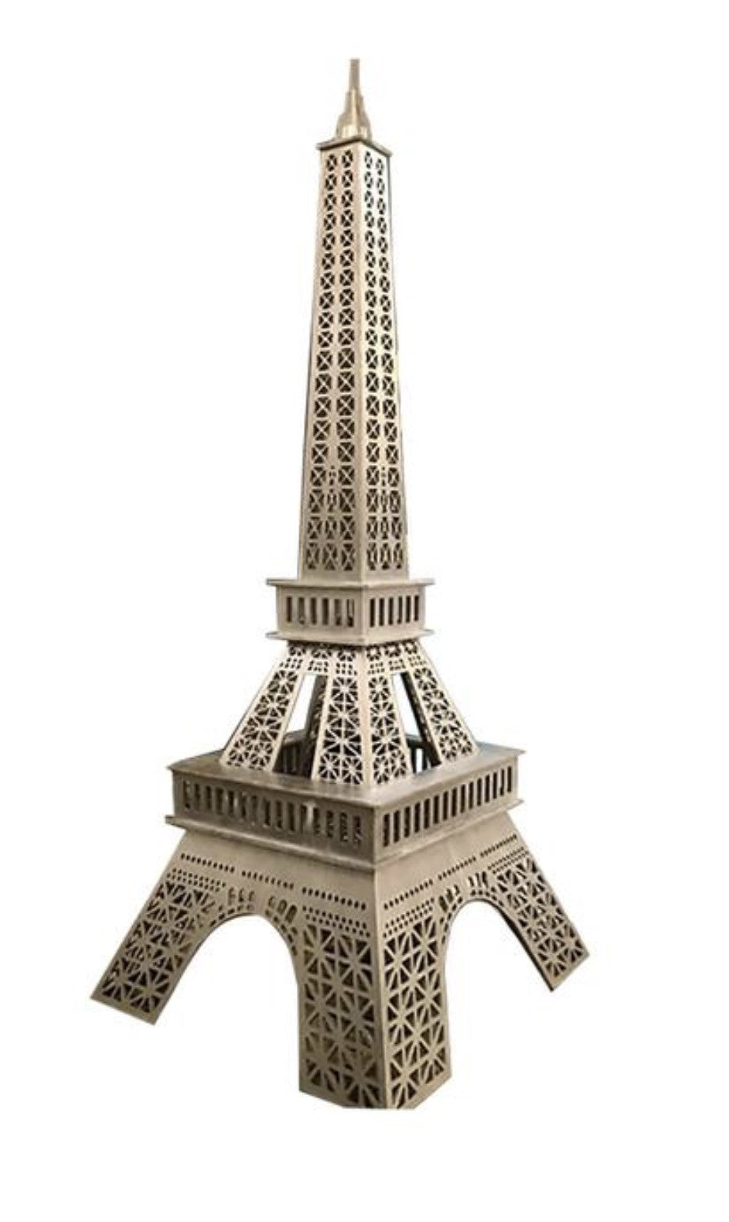 Silver Paris Eiffel Tower